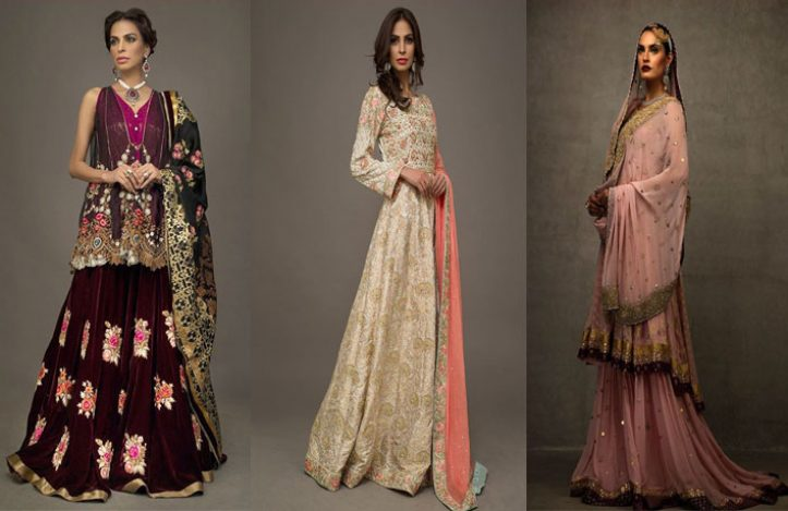 f239493bb1 69 Latest Pakistani Bridal Dresses By Top Designers to Wear on Your Wedding