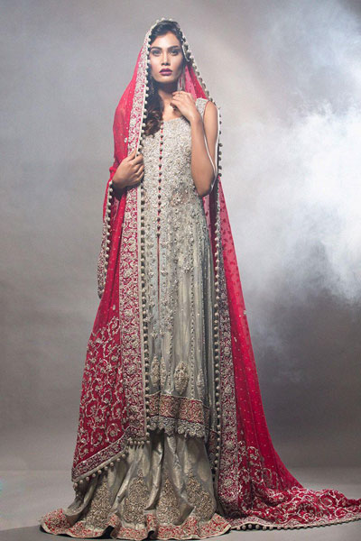 3d002d099458 From the past couple of years net and front open shirt have always been  found as the trending clothing style in Pakistan or more precisely for most  of the ...