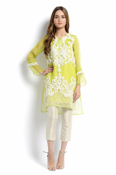 20 Top Sana Safinaz Embroidered Ready to Wear Dresses 2017-2018