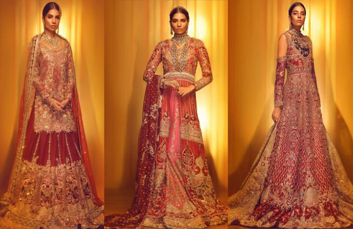 29 Best Tena Durrani Pakistani Bridal Dresses For 2018
