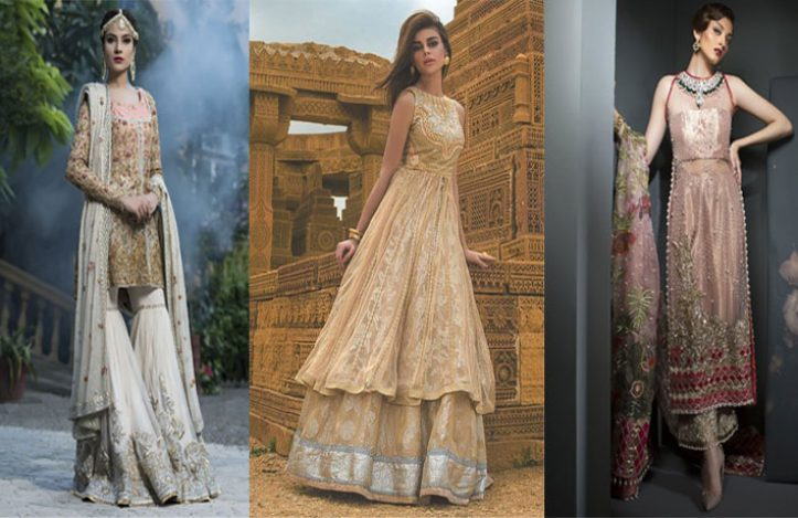 20 Best Nikah Dresses For Pakistani Brides