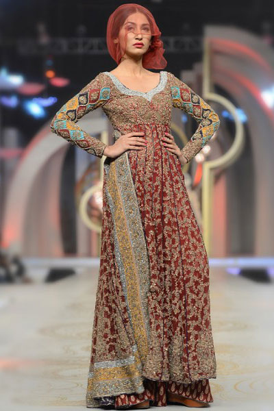 Hsy Pakistani Designer Clothes | 15 Best Hsy Bridal Dresses To Glitter On Your Wedding