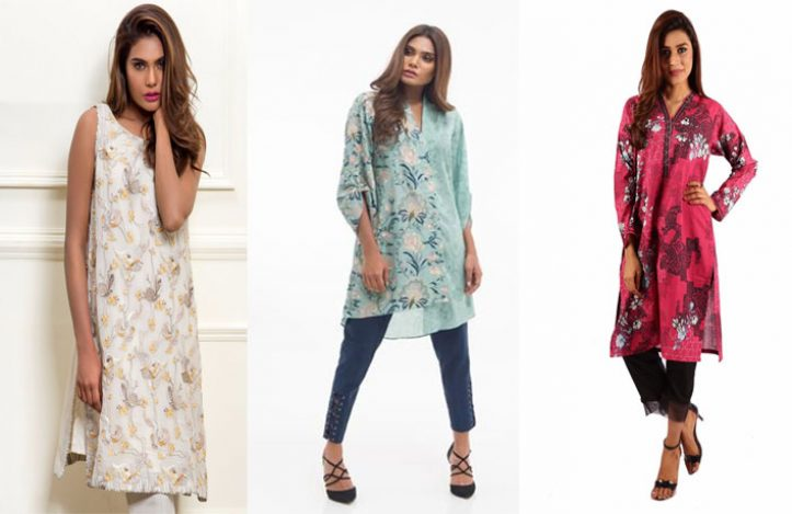 11d253dad 17 Best Gul Ahmed Ready to Wear Dresses From PRET Collection For ...