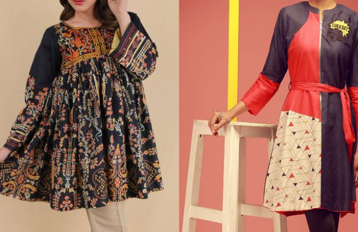 32034ae16fd 40 Best Trendy Pakistani Winters Ready to Wear Dress By Top Brands 2018