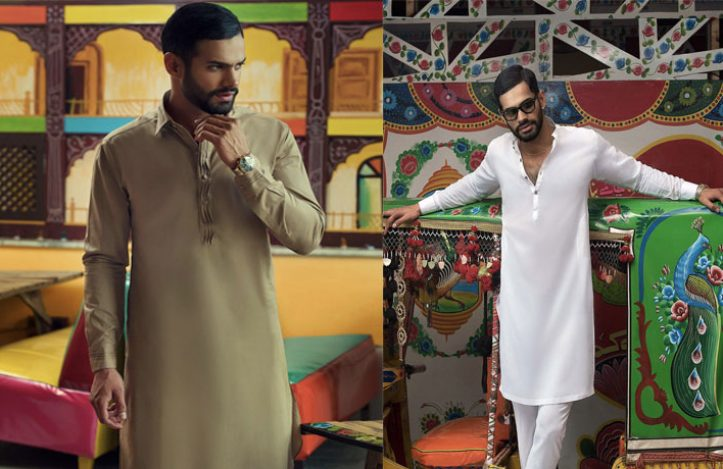 9a01d0514 Gul Ahmed Men Kurta s Summer Collection 2018 For Comfort and Style
